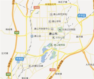 唐山市区地�_广州到河北唐山市物流货运直达到唐山的专线