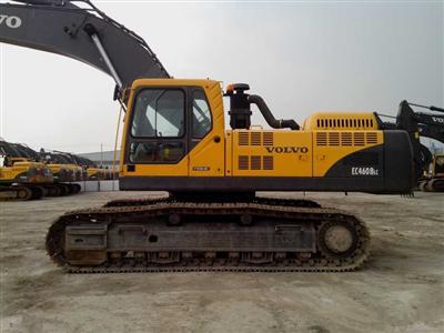 沃尔沃ec460大型挖掘机出售