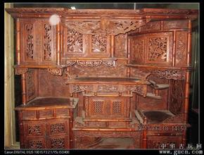 闵行区回收老红木收购沙发,老红木家具刻字,闵神家具家具象图片