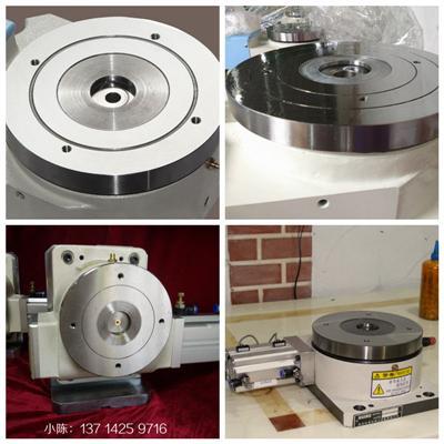 增强型气动分度盘 分度盘原理200h图片