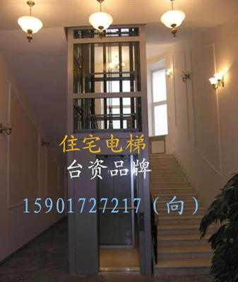 GFC别墅电梯/电梯液压最好/无别墅电梯别墅-中哪里别墅机房红木家具图片
