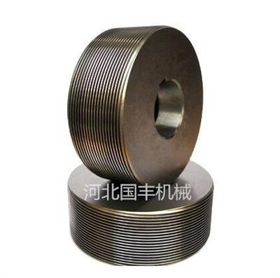 液压滚丝机配件滚丝轮河北国丰专业生产直销图片