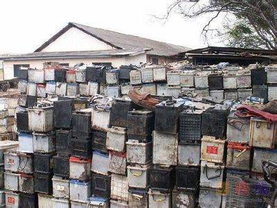 废旧蓄电池回收价格_