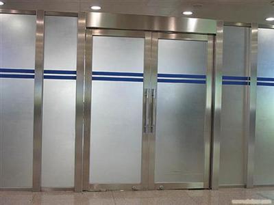 双扇平开玻璃门_海淀区维修玻璃门平开玻璃门维修北京鑫盛源