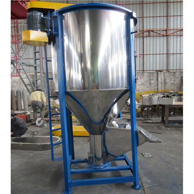 500kg大型立式加热塑料搅拌机图片