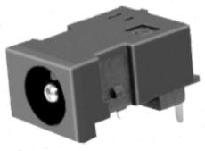 DC-030A型沒有帶鐵塊 90度DIP 針2.0mm