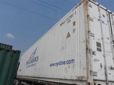 海南冷冻集装箱出售