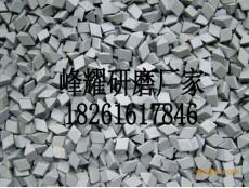 上海棕刚玉研磨石-昆山峰耀研磨设备材料