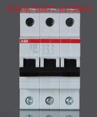 ABB微型断路器S263-3P