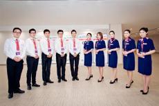 上海企业员工大合影 形象宣传照拍摄 展会