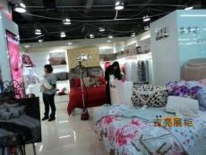 上海家纺展柜 家纺展柜制作 家纺展柜设计