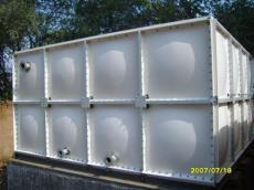 内蒙古玻璃钢消防水箱 玻璃钢保温水箱