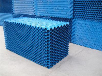 冷却塔填料 圆形冷却塔填料 方形冷却塔填料