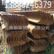 云南25U型钢供货商 矿用U29型钢技术参数