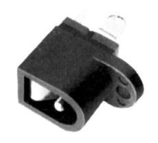 ul94v-0防火材料 dc0016a 电源插座
