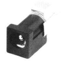 dc00130電源插座 針長9.2mm 不銹鋼材料