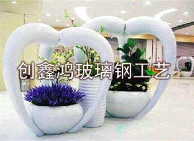 玻璃钢花盆价格 玻璃钢花钵 玻璃钢花槽