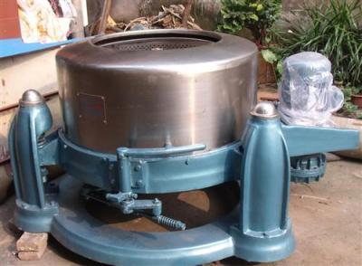 广州市富得牌110公斤离心脱水机洗涤机械