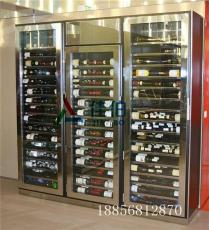 玻璃門紅酒柜 壓縮機恒溫酒柜 浙江紅酒柜