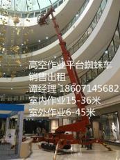 常州室内30米高空维修升降机销售出租