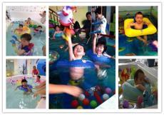 宝贝计划婴儿游泳馆 全国700家加盟实力