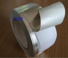 防火纤维布铝箔胶带 玻璃棉板风管胶带