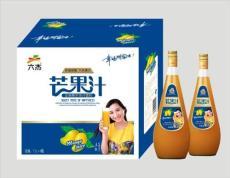 六杰1.5L玻璃瓶芒果汁