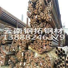 云南钢轨现货供应商 钢轨 钢轨重轨价格