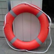 供应东台2.3KG 10000个船用塑料救生圈