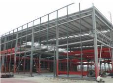 供甘肅定西鋼結構安裝和白銀鋼結構建筑公司