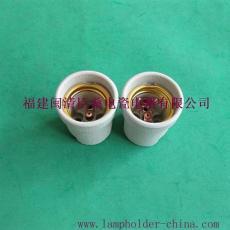 E27-519陶瓷燈頭燈座 燈具配附件