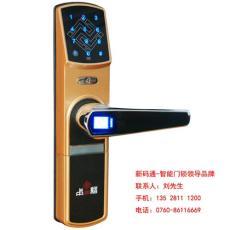 中国结智能锁指纹锁CK901A