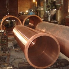 新疆大口徑紫銅管/新疆T2大口徑紫銅管用途