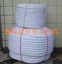 电牵白棕绳大全 白棕绳生产厂家