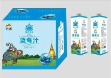 江苏1L蓝莓汁 纸盒装蓝莓汁厂家