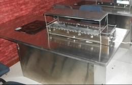 烤天下加盟 北京烤天下加盟 自助烧烤设备