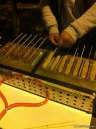 霍氏秘制烤肠加盟 北京秘制烤肠加盟 烤肠机