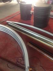 西安方管弯圆 拉弯厂方管型材弯弧