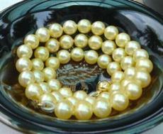 渭南珍珠项链外发加工 手工活串珠价格