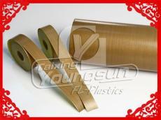 砂漿機滾筒防粘耐高溫特氟龍膠帶