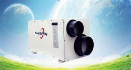 沈阳地下室除湿系统 除湿量每天30-50升
