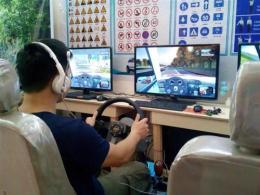 便携式驾驶模拟训练器加盟费投资多大