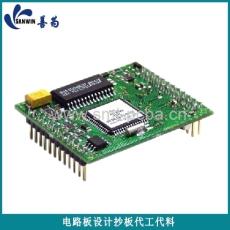 电子电路板设计 PCBA抄板 PCBA代工带料