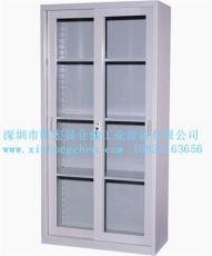 东莞玻璃门文件柜