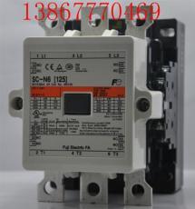 SC-N6富士交流接觸器