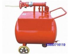 移动式抗溶性水成膜泡沫灭火装置