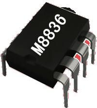 SD6704被茂捷M8836替代