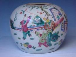 清代粉彩瓷器彩罐去哪里鉴定