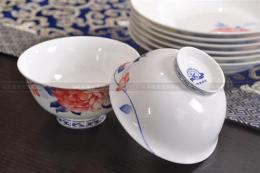 骨瓷茶具鉴定