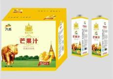 1L芒果汁厂家 六杰1L芒果汁价格